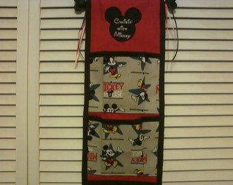 Disney READY MADE Fish Extender Sand Mickey Mouse