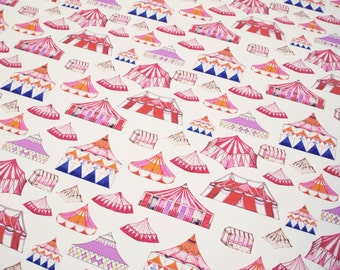 Circus Tents Mini Wrap