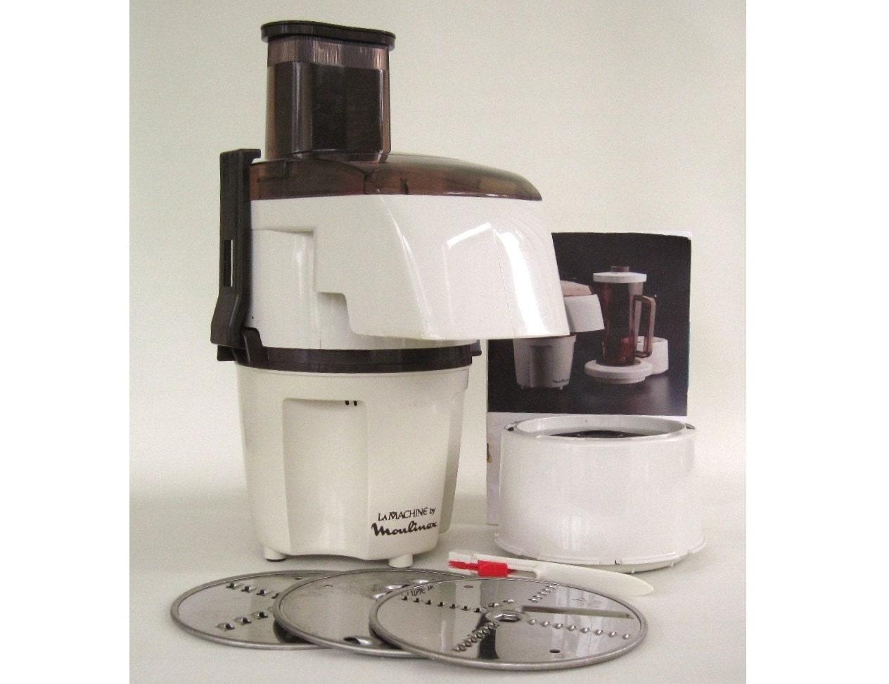 Moulinex La Machine Food Processor