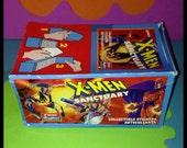 5 X-Men Sticker/ Trading Cards