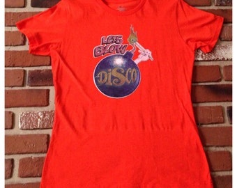 Let's Blow Disco Girls T-Shirt