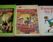Vintage Beverly Cleary Books