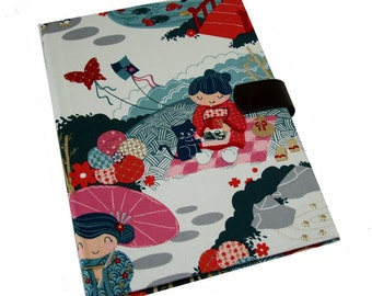 Microsoft Surface Samsung Galaxy Note Case iPad Air Mini Japanese Girls Kindle Fire HDX Paperwhite Kobo Nook Case Ipad Case