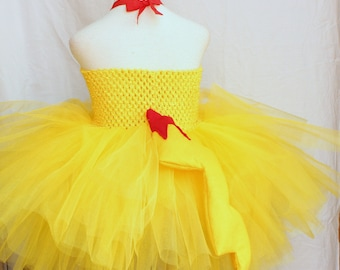 Pikachu Costume - Pokemon tutu dress - Pokemon Pikachu Costume - Yellow Pokemon costume