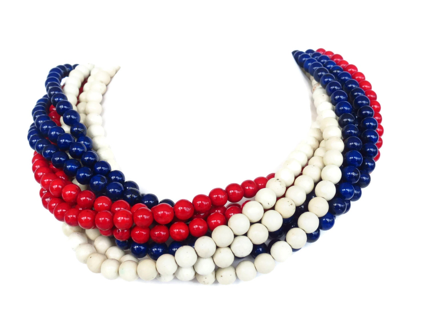 patriotic colors 4th of july flag by