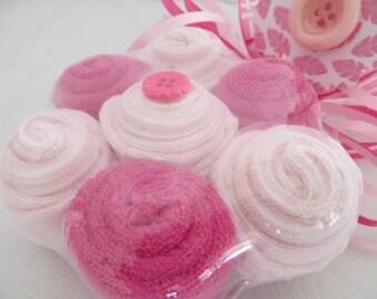 Sock Lollipop for Baby Girl