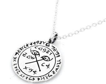 STUDENTS amulet, kabala,gifts,silver,jewelry,pendant,art