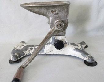 Vintage Enterprise No Clamp Kitchen Grinder Kitchen Gadget