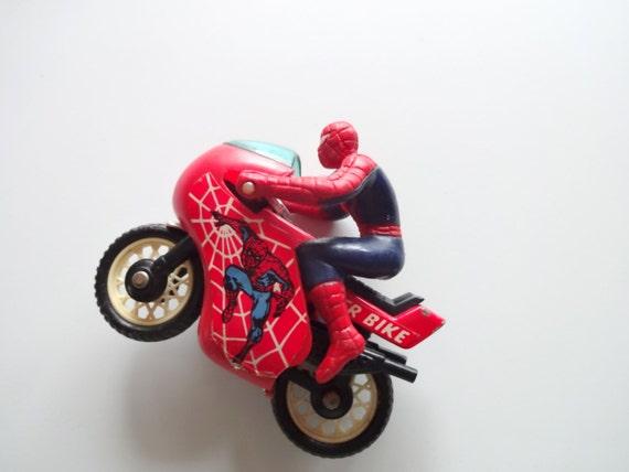 Vintage The Amazing Spider Bike 1980