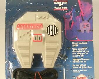 Aquatech Panosh Place Electronic Target Game Dated 1986