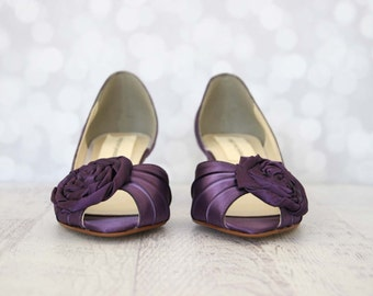 Popular Items For Eggplant Wedding On Etsy