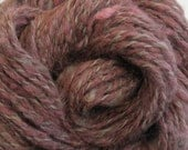 "Bulky Handspun Yarn ""Precious Memories"" Two Ply Romney/Lincoln Wool"