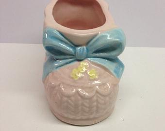Rubens Pink Bootie Planter Vase