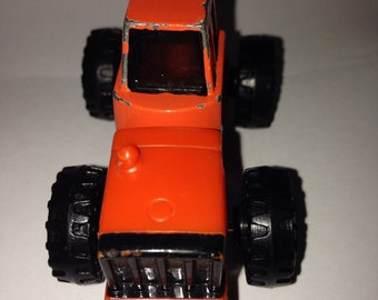Vintage Tonka Orange Payloader