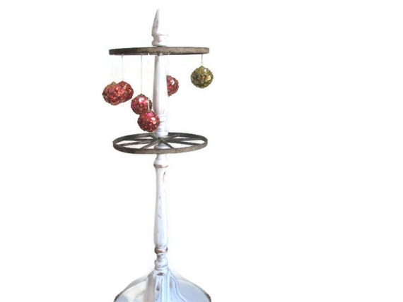 Items Similar To SALE Christmas Ornament Stand Decoration