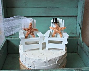 Destination Wedding Gift For Bride And Groom : ... destination-beach chairs-nautical-bride-groom-gift-Mr and Mrs-custom