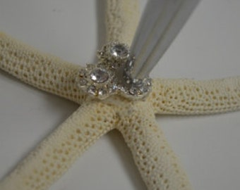 Starfish Wedding Guest Book Pen - Beach guest book pen