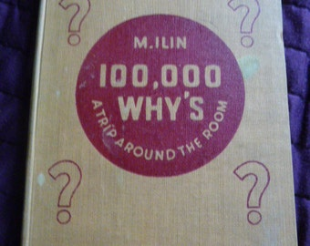 100,000 Why's Vintage Book