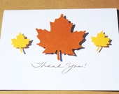 Fall Thank You Cards