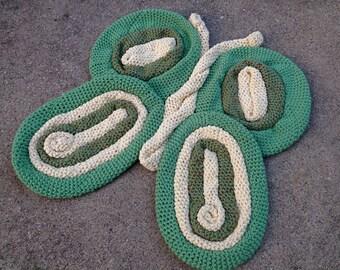 Butter Fly Decorative Carpet