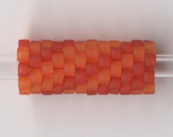 Woven Glass Bead Tube ... ... ... ... ... ... ... 6mm/o-2mm/i ... ... ... ... ... 12x08 * 546