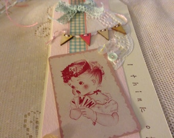 Large Decorative Gift Tag