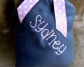 Cuddly Fleece Throw -- add your name, team name, etc.  Personalized FREE- Let us create one for you
