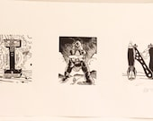 Custom Print for Renee (ard1968): IAN