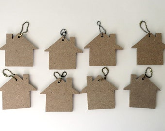 Key Chains to Paint Wood House