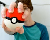 Pokeball 3D Printed Pokemon Fan Art Misty Cosplay Ash Costume
