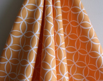Tile Pile in Sunshine by Michael Miller Fabrics - ONE YARD CUT