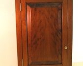 Cherry Spice Cabinet  Wall Cupboard