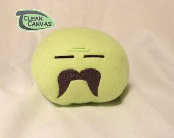 Dango Plush, Old Man Dango Pillow, Clannad Dango, Mochi Plush, Clannad Cosplay - Hand-made - size SMALL