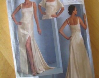 Vogue Sewing Pattern 1075 -  Chado Ralph Rucci - Size 12-18