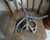 Vintage Metal Sprinkler with 3 arms