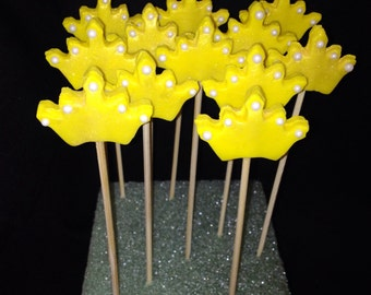 Fondant Toppers - Crowns