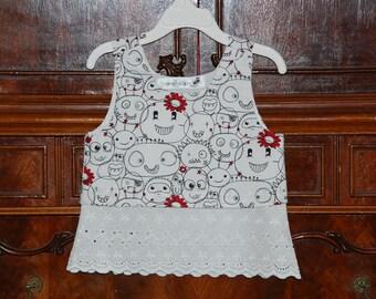 Little girls blouse