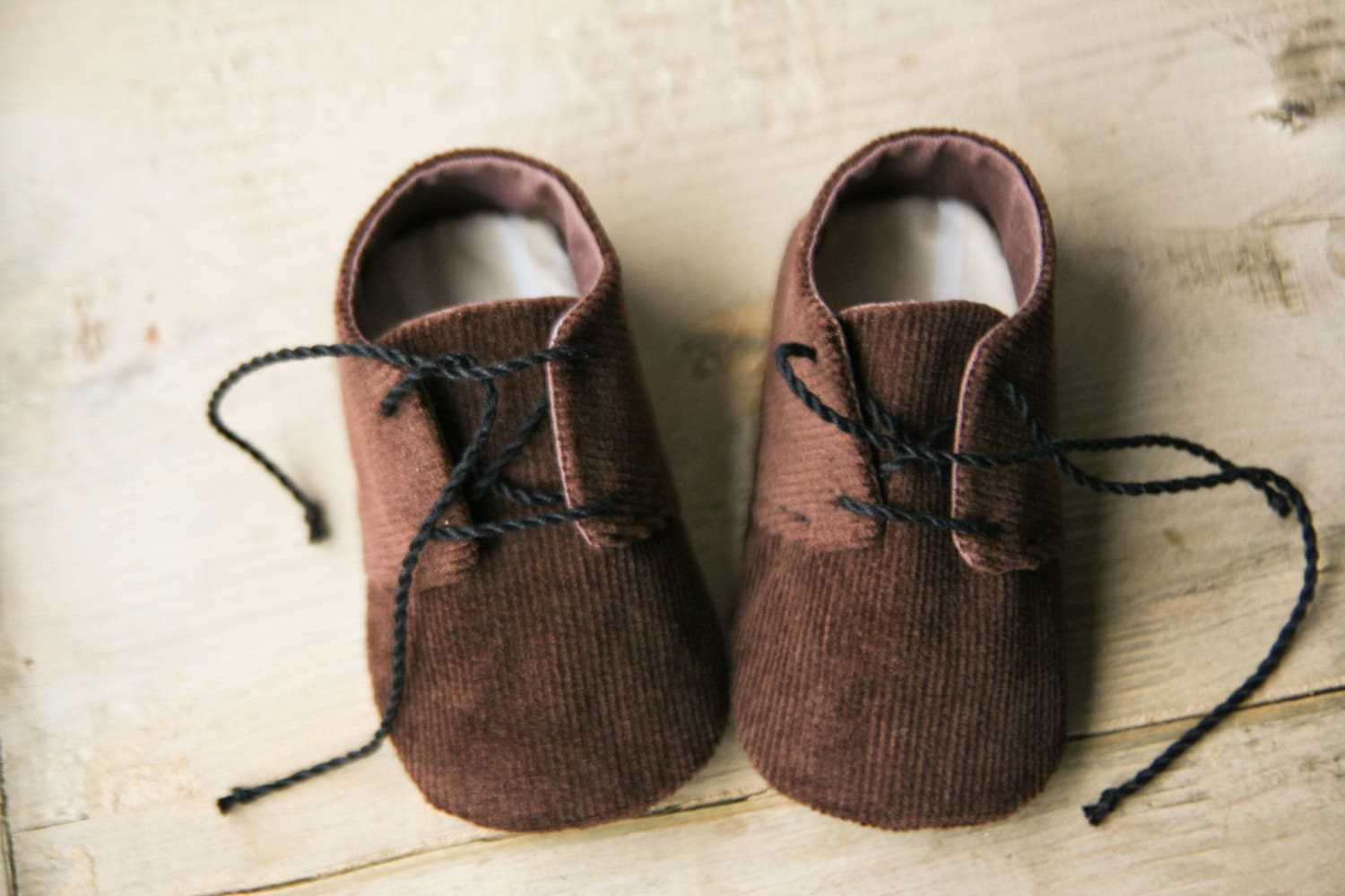 20% OFF Baby boy shoes Brown baby shoes Corduroy baby shoes