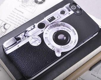 iPhone 4 4S 5 5S 6 6S 6 Plus, iPhone Se, 7 & 7Plus Retro Camera design phone case