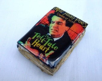 Edgar Allan Poe Tell Tale Heart Mini Book