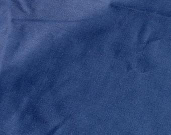 "Navy Blue Material - 50"" x 44"""
