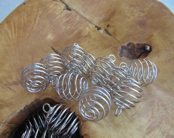 Large Wire Wrap Cage V6