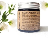 Acne Raw Cream . Palmarosa & Thistle. PURIFYING and SOOTHING face and body therapy  30ml