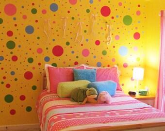 Fun Wall Dots Decals