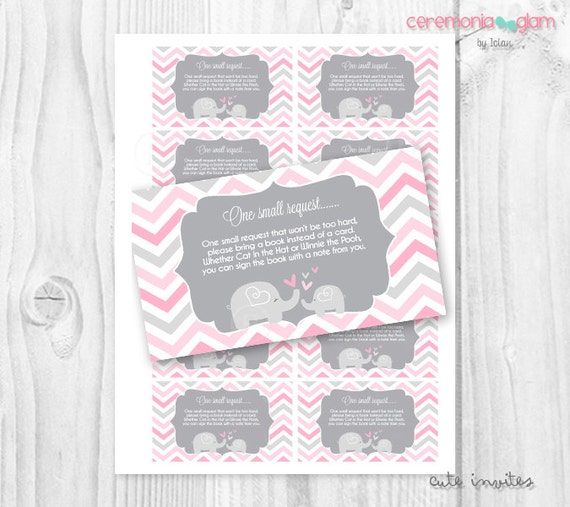 product search: baby shower,elephants   catch my party, Baby shower invitations