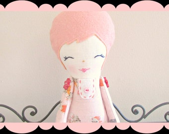 Little Miss Camilla Doll - Gingermelon Doll - Small Girl Doll