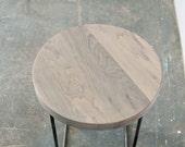 Custom Shelf - Oxidized Maple