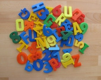 plastic magnet letters numbers tootsietoy magnetic lot of 67 popular items for number magnets on etsy 201