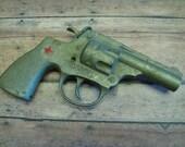 """Hubley """"Trooper"""" Vintage Cap Gun Toy Pistol"""