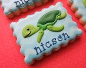 Turtle Sugar Cookies - 1 Dozen